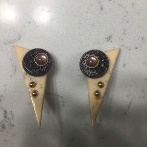 Vintage 90's earrings